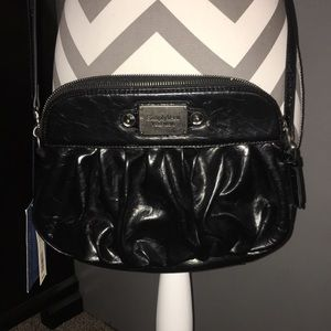 Simply Vera Vera Wang Black Crossbody Bag
